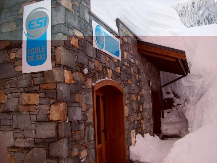 Ecole de ski Chalet Ameria