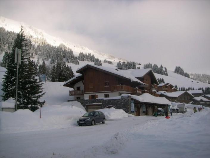Chalet Ameria au pied des pistes de ski
