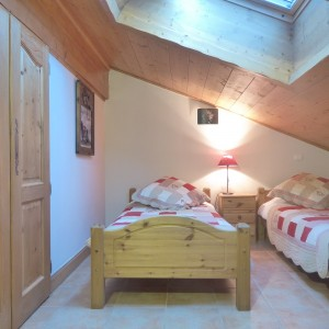 Beaufortain Chambre 4