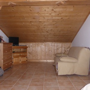 Beaufortain Chambre 2